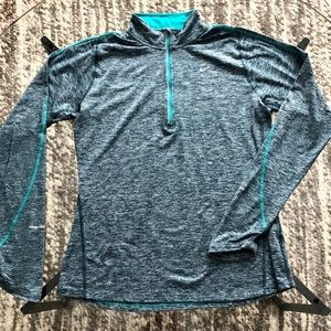 Nike Dri Fit 1/4 Zip Pullover